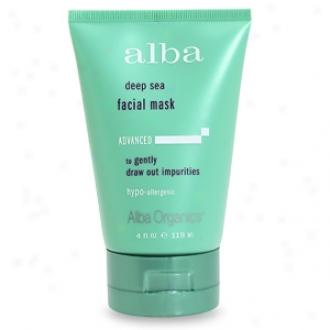 Alba Botanica Mystery Sea Facial Mask