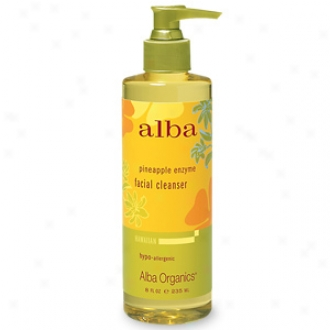 Alba Hawaiian Facial  Cleanser, Pineapple Enzyme