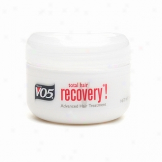 Alberto Vo5 Total Hair Recovery Weekly Intense Conditioning Treatment