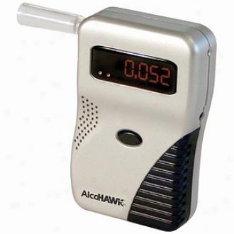 Alcohawk Precision Digital Breath Alcohol Testet Q3i-3000