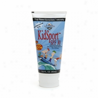 All Terrain Kidsspott Phineas & Ferb Spf 30 Sunscreen Lotion