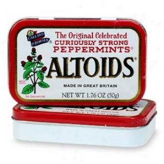 Altoids Doubled Pack Mints, Peppermint