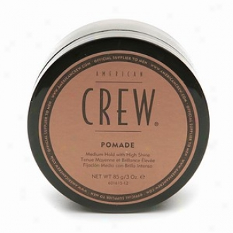 American Crew Pomade For Medium Hlod With High Shine