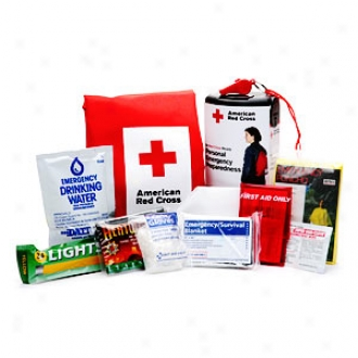 American Red Cross Personal Emergency Preparedness, First Aid Kit