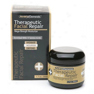 Aminogenesis Therapeutic Facial Repair, Mega - Strength Moisturizer