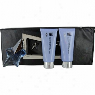 Angel By Thierry Mugler Gift Set For Women