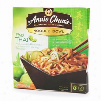 Annie Chun's All Natural Asian Cuisine, Simpleton Bowl, Pad Thai