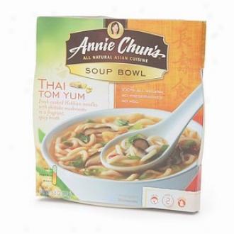 Annie Chun's All Natural Asian Kitchen, Soup Bowl, Thai Tom Yum