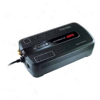 Apc Be750g Back-ups Es 10-outlet 750va Master Control