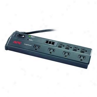 Apc P8t3 8-outlet Essential Surgearrest Surge Protector