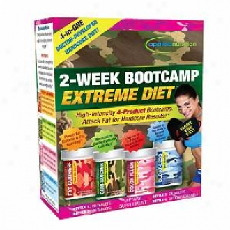 Applied Nutrition 2-week Bootcamp Extreme Diet