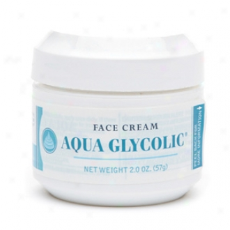Aqua Glycolic Face Cream