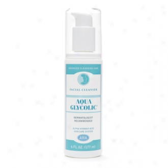 Aqua Glycolic Facial Cleanser