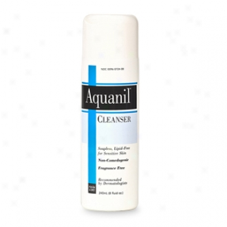 Aquanil Cleanser A Soothing Lipid-free, Soap-free Emmollient