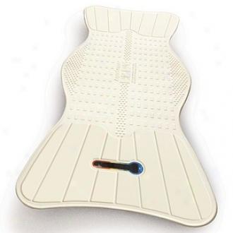 Aquasense Non-slip Bathtub Mat With Built-in Temperature Indicator