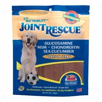Ark Naturals  Sea Mobility  Joint Rescue For Dogs, Venison Jerkey