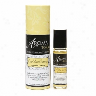 Aroma-to-o Instant Aromatherapy Turn On, Curb Your Cravings / Appetitie Control