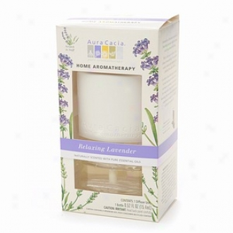 Aura Cacia Electric Aromatherapy Air Freshener, Relaxing Lavender