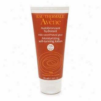 Avene Moisturizing Self-tanning Lotion, For Sensitive Skin