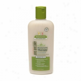 Babyganics Bye, Bye Dr6 Moisturizing Therapy Wash, Fragrance Loose