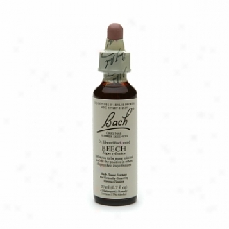 Bach Original Flower Essences, Beech