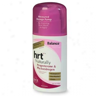 Balance Hrt Naturally Body Choice part, Pump