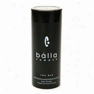 Balla Powder Talc For Men, Fragrance Free