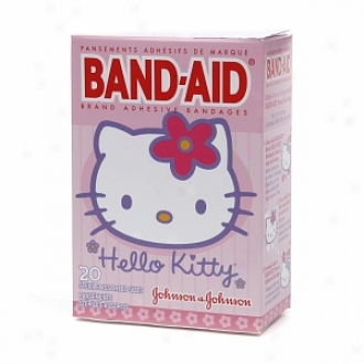 Band-aid - Children's Adhesive Bandages, Hello Kitty, Of various sorts Sizes
