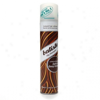 Batiste Dry Shampoo, A Hint Of Color - Dark & Deep Brown