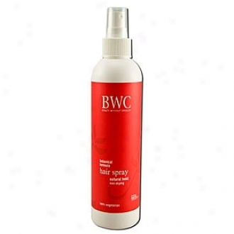 Beauty Without Cruelty Hair Spray, Natural Hold
