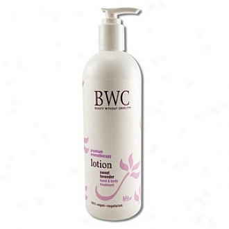Beautiful woman Without Cruelty Hand & Body Lotion, Sweet Lavender, Sweet Lavender