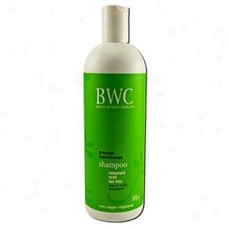 Beauty Without Cruelty Shampoo, Rosemary Mint Tea Tree