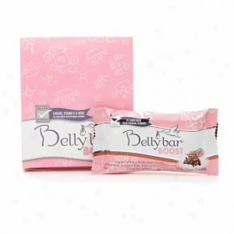 Bellybar Boost Nutrition Bar, 8 Pack, Baby Needs Chocolate