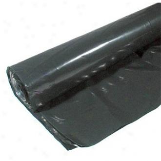 Berry Plastics 20&0#39; X 50' 4 Ml Tyco Polyethylene Black Plastic Sheeting