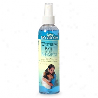 Bio-groom Waterless Bath, No Rinse Shampoo For Dogs And Cats