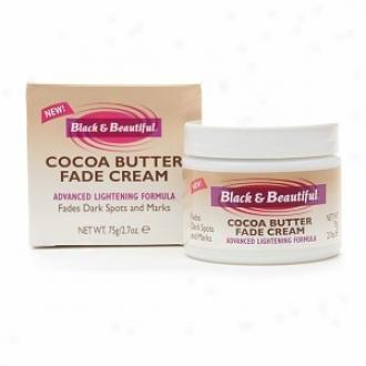 Black & Beautiful Cocoa Butter Fade Cream Advanced Lightening Formula