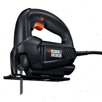 Blsck & Decker Power Toools 3.2 Amps Single Dismiss Jig Saw 7662