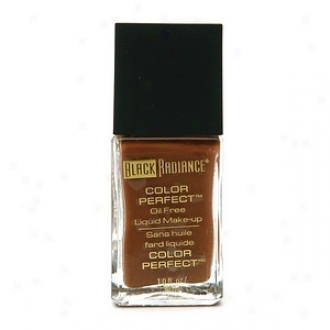 Black Radiance Color Perfect Oil Free Liquid Makeup, Cashmere
