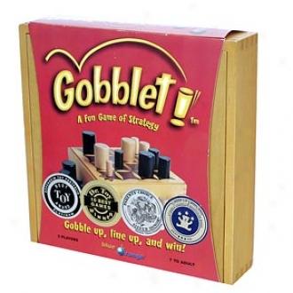 Pedantic  Orange Games Gohblet, Strategy Game Ahes 8+