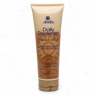 Body Drench Daily Replenish Moisture Lotion, For Medium Skin Tones