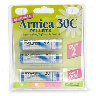 Boiron Arnica 30c Pellets Value Gang