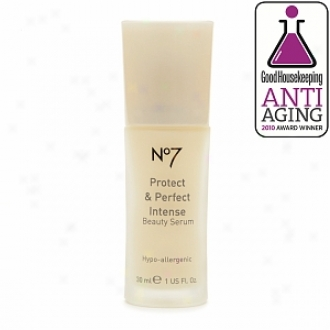 Boots No7 Protect & Perfect Protection Intense Elegance Serum
