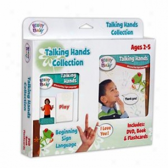 Brainy Baby Talking Hands: Sign Language Accumulation Ages 2-5