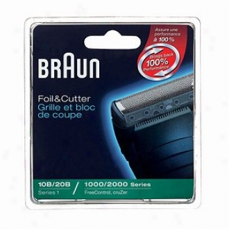 Braun Shave Accessories Series 1 Combination 10b Form 1000/2000
