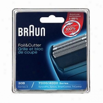 Braun Shave Accessories Series 3 Comblnation 30b Form 4700