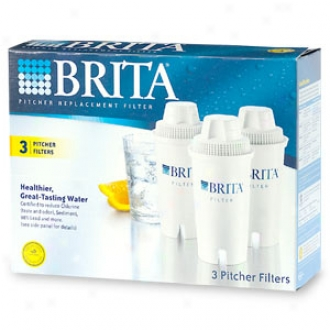 Brita Replacement Strain, itPcher