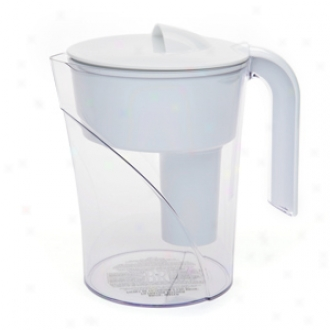 Britw Water Filtration System, Complete With 6 Cup Classic Pitcher