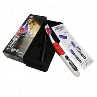 Brushbuddies Justin Bieber Singing Toothbrush Feat. Baby & U Smile