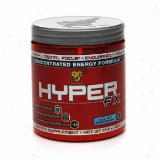 Bsn Hyper Fx Extreme Concentrated Energy, Blue Raz