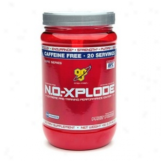 Bsn N.o.-xplode Extreme Pre-training Performance Igniter, Fruit Punch